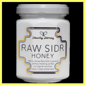 raw sidr honey by silk road